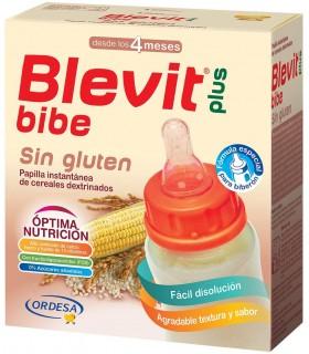 BLEVIT PLUS SIN GLUTEN PARA BIBERÓN  2 SOBRES 300GR
