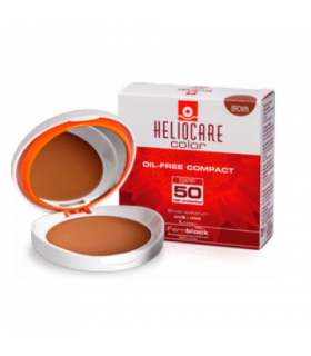 HELIOCARE COMPACTO OIL FREE 50 BROWN 10 GR