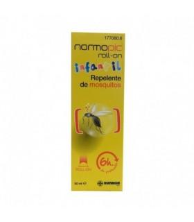 NORMOPIC INFANTIL REPELENTE DE MOSQUITOS ROLL - ON 50 ML