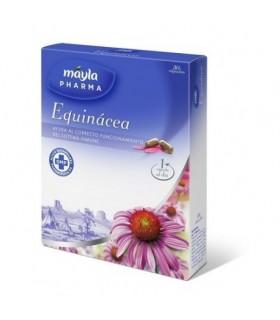 MAYLA EQUINACEA + VITAMINA C + ZINC 30 CÁPSULAS
