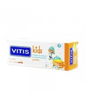VITIS KIDS GEL DENTÍFRICO SABOR CEREZA 50 ML
