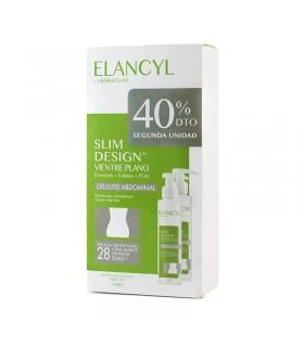 ELANCYL DUPLO SLIM DESING VIENTRE PLANO 2X150 ML