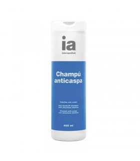 INTERAPOTHEK CHAMPÚ ANTICASPA 500ML