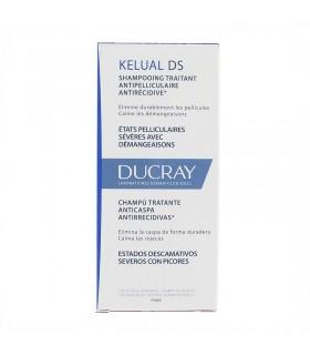 KELUAL DS CHAMPU DUCRAY 125 ML
