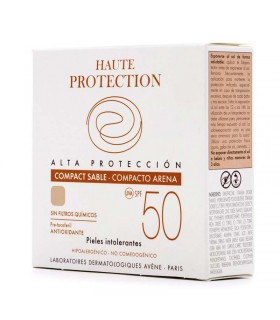 AVENE ALTA PROTECCIÓN COMPACTO ARENA SPF50 10GR