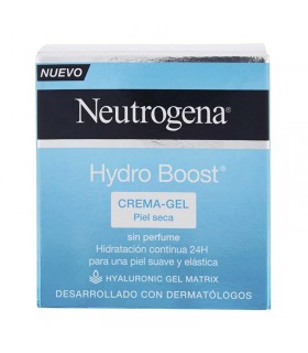 NEUTROGENA HYDRO BOOST CREMA-GEL PIEL SECA 50ML