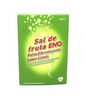 SAL DE FRUTA ENO LIMON 5 G 10 SOBRES