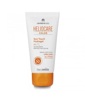HELIOCARE ADVANCE COLOR TOQUE DE SOL SPF50 50ML
