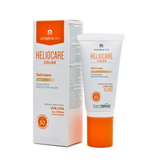 HELIOCARE GEL CREMA COLOR LIGHT SPF50 50ML