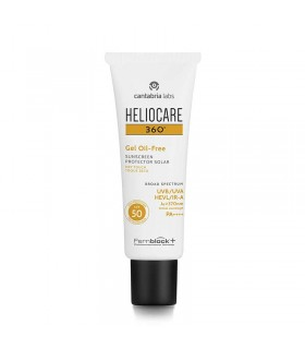 HELIOCARE 360º GEL OIL-FREE SPF50+ 50 ML