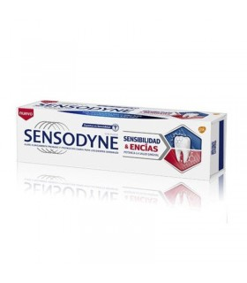 SENSODYNE SENSIBILIDAD & ENCIAS FRESH MINT  75 ML