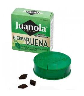 PASTILLAS JUANOLA HIERBABUENA 5.4 G