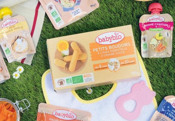 Productos de alimentación para bebés y niños