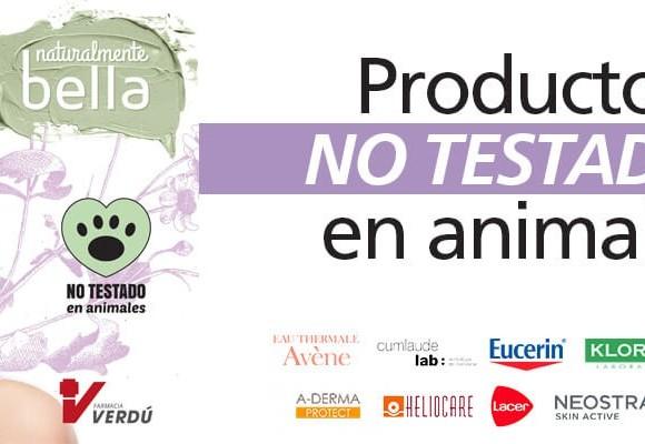 Conoce Los Productos Cruelty Free De Parafarmacia Verdu