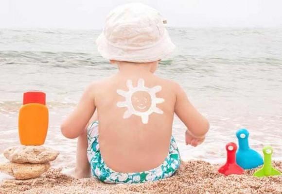 Mejores protectores solares para bebes del mercado